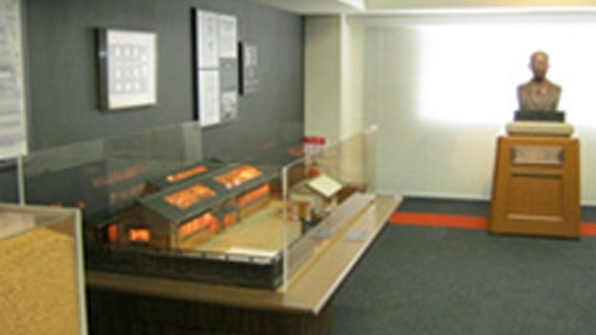 ミツトヨ測定博物館(沼田記念館・測定機器館)