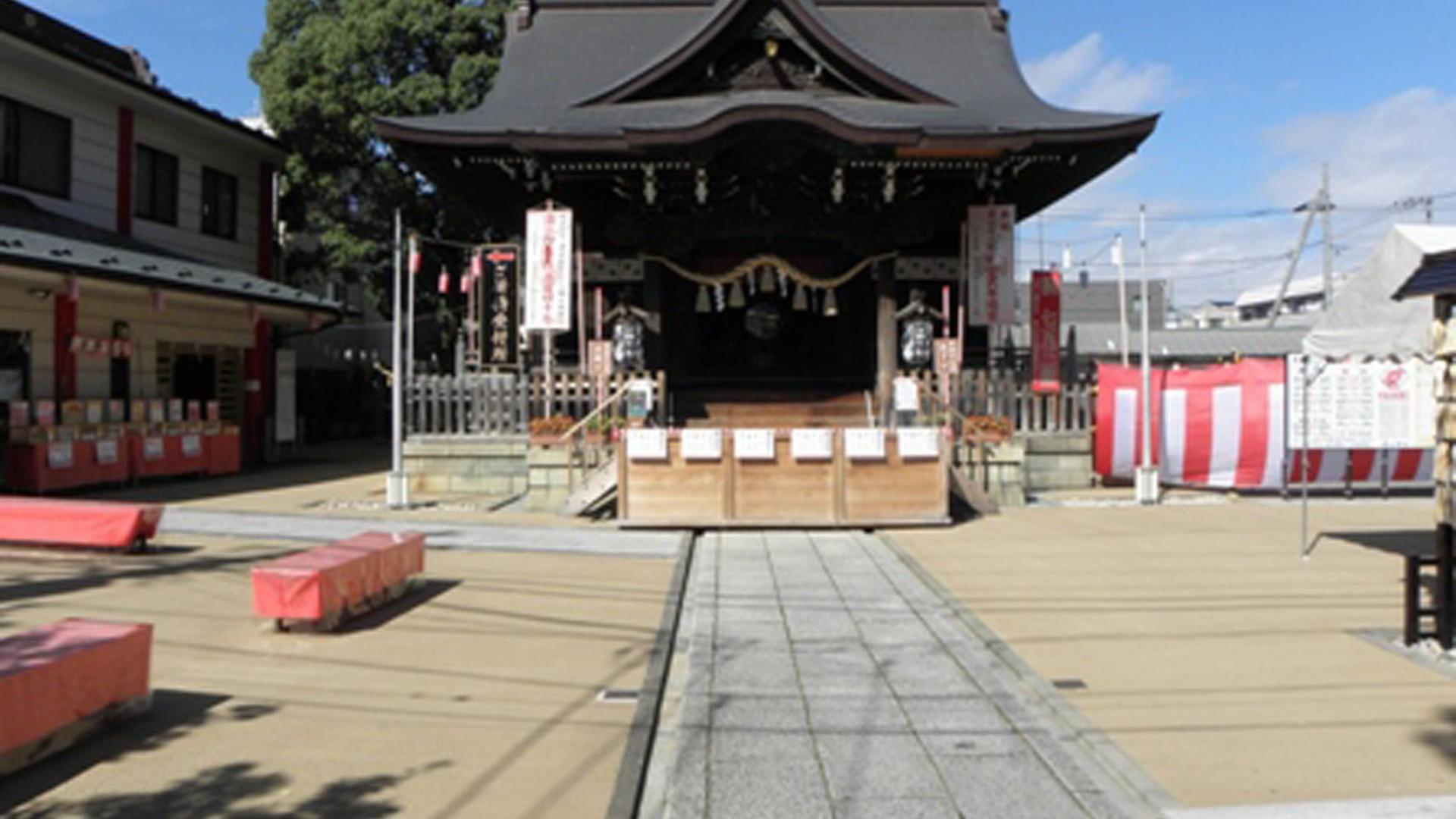 Đền Mizonokuchi