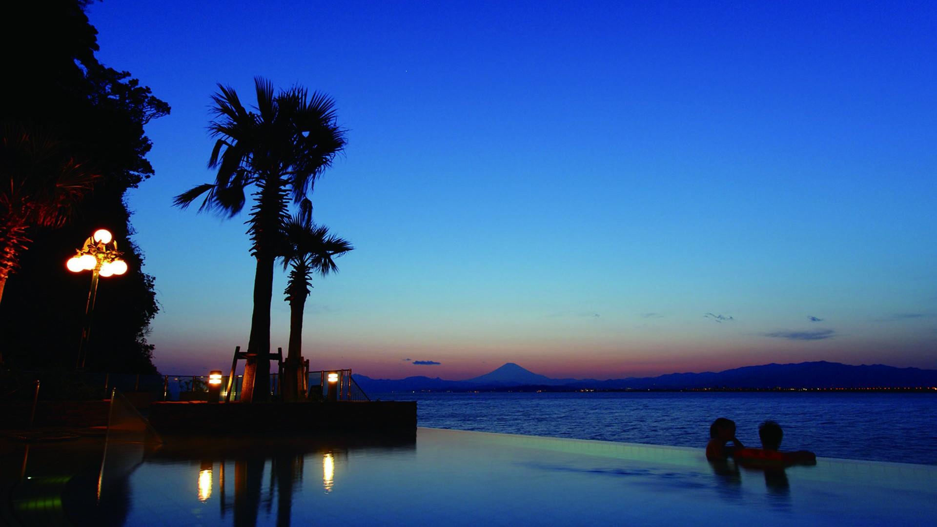 Khu nghỉ dưỡng spa trên đảo Enoshima