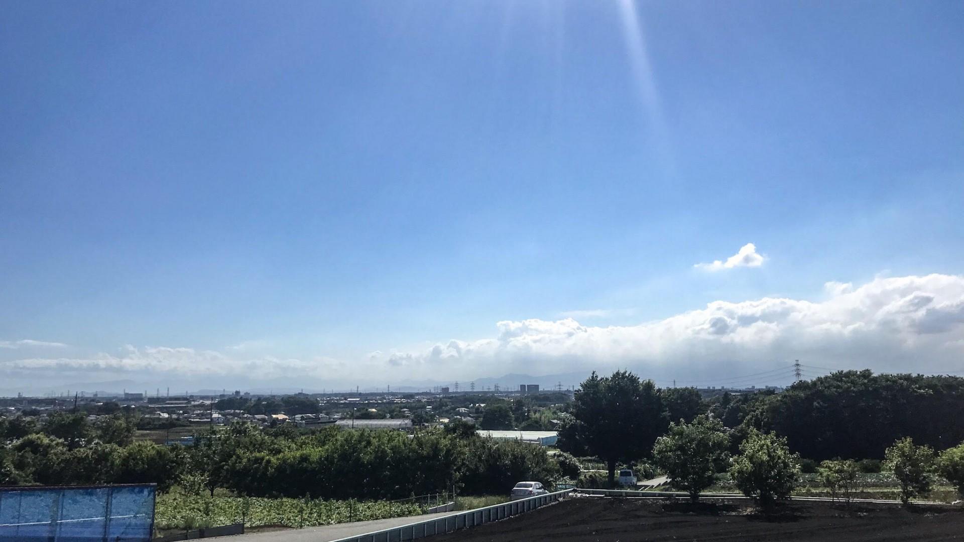 富士冢遗迹(横根稻荷神社东侧)