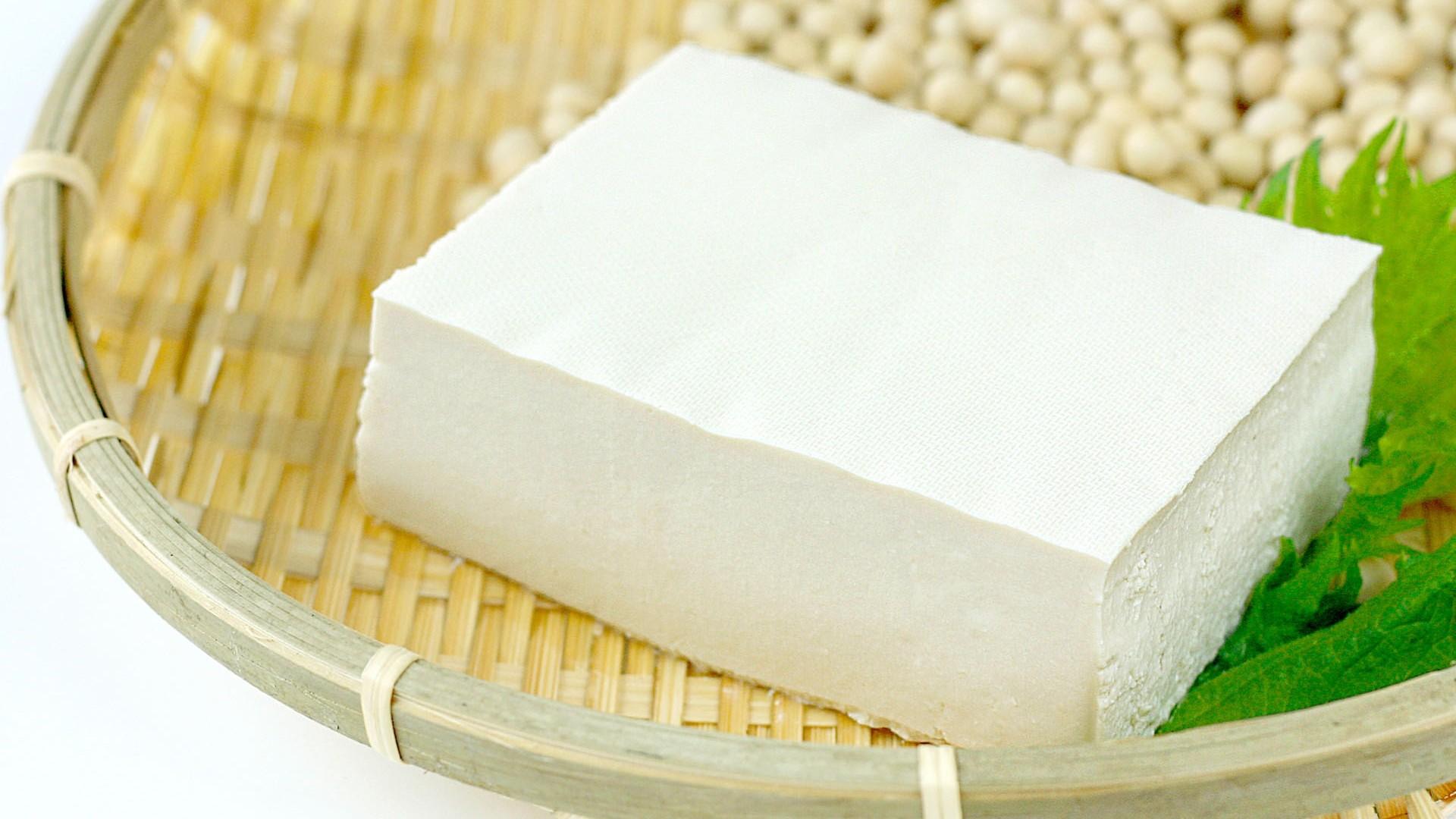 Oyama speciality: tofu / shishi-nabe