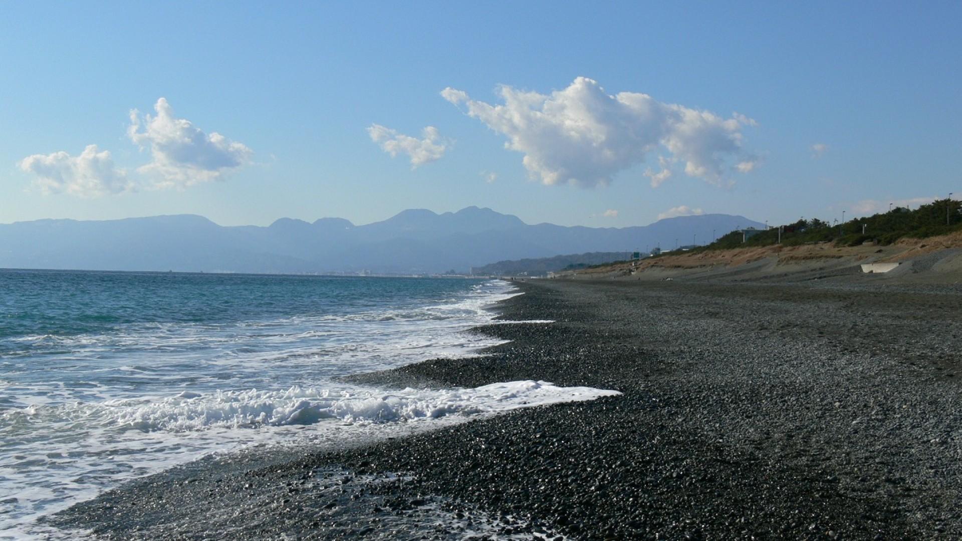 고요로키 해변가