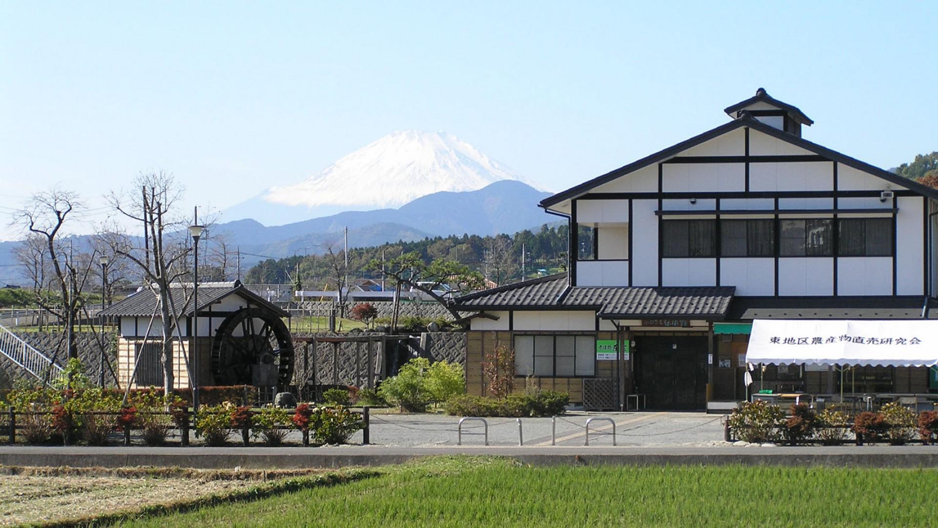 Tahara-Furusato Park: Soba Restaurant Shinonome