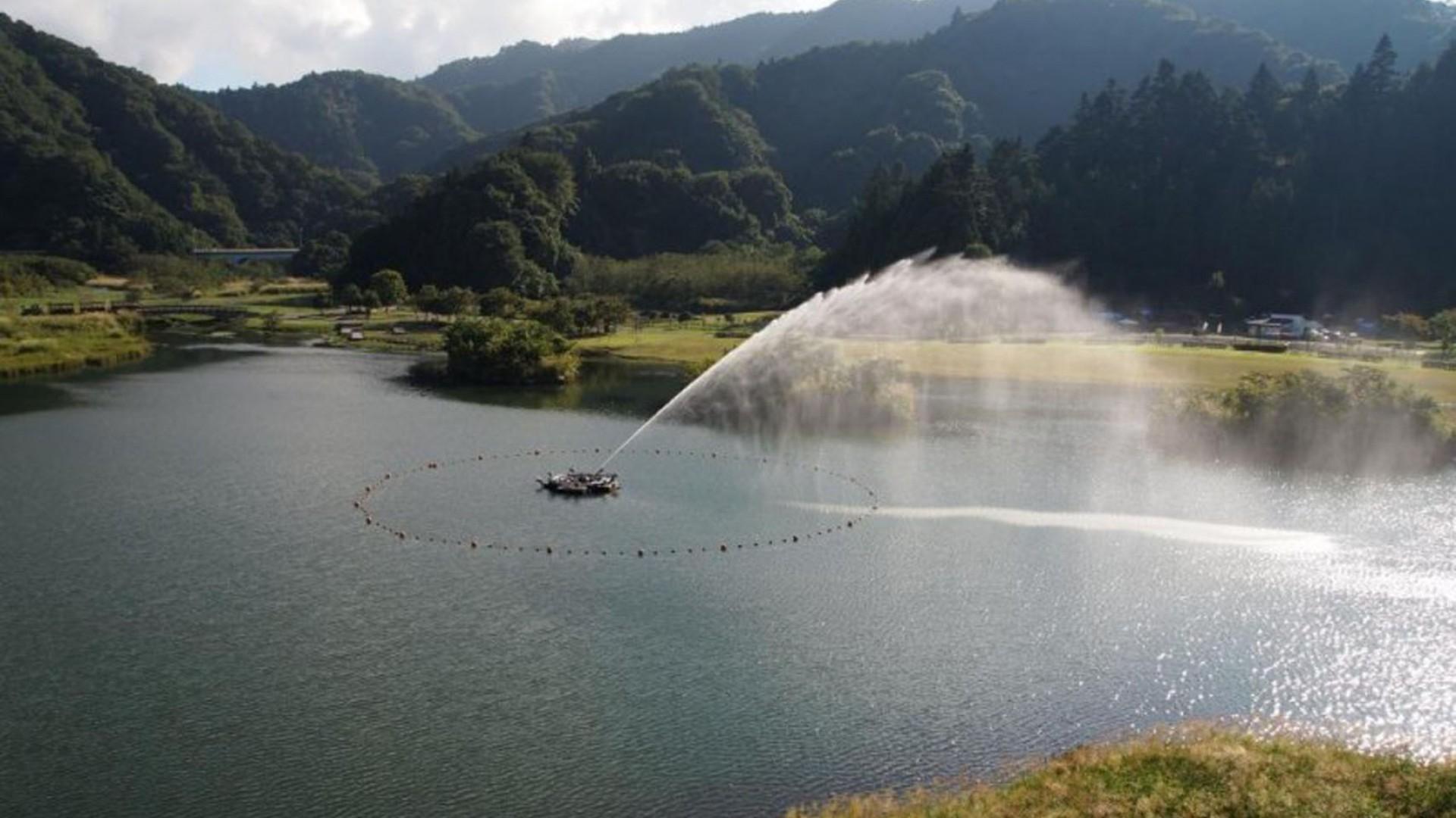 宮瀨湖(傾斜鐵道、遊覽船、散步)