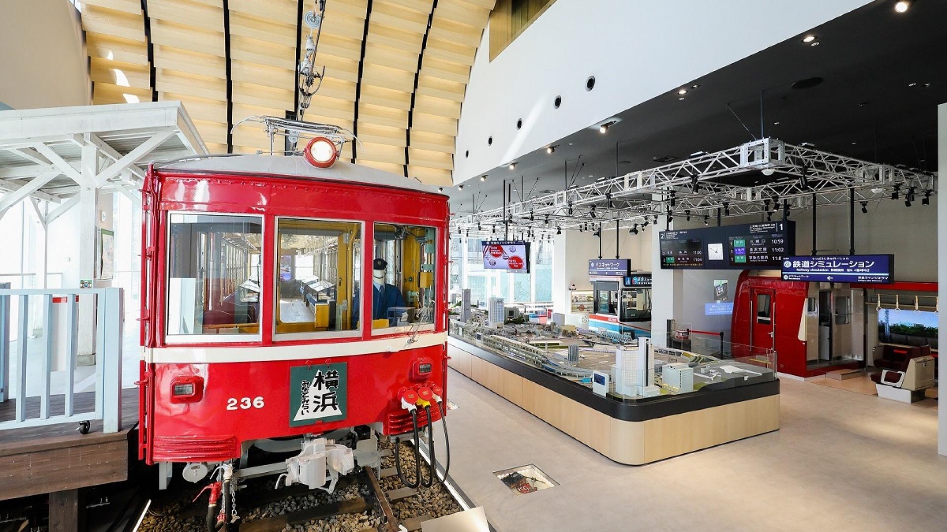 Le musée Keikyu