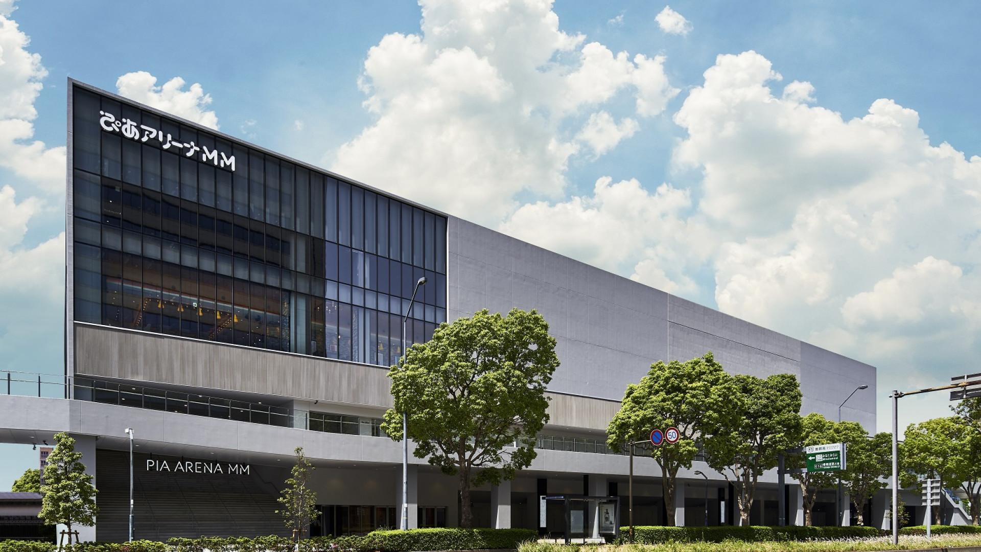 PIA Arena MM