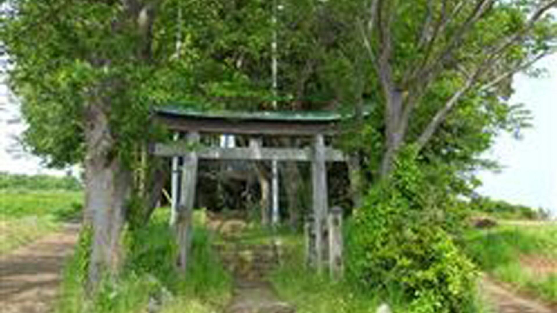 Đền Yatsurugi / Kanman Fudou