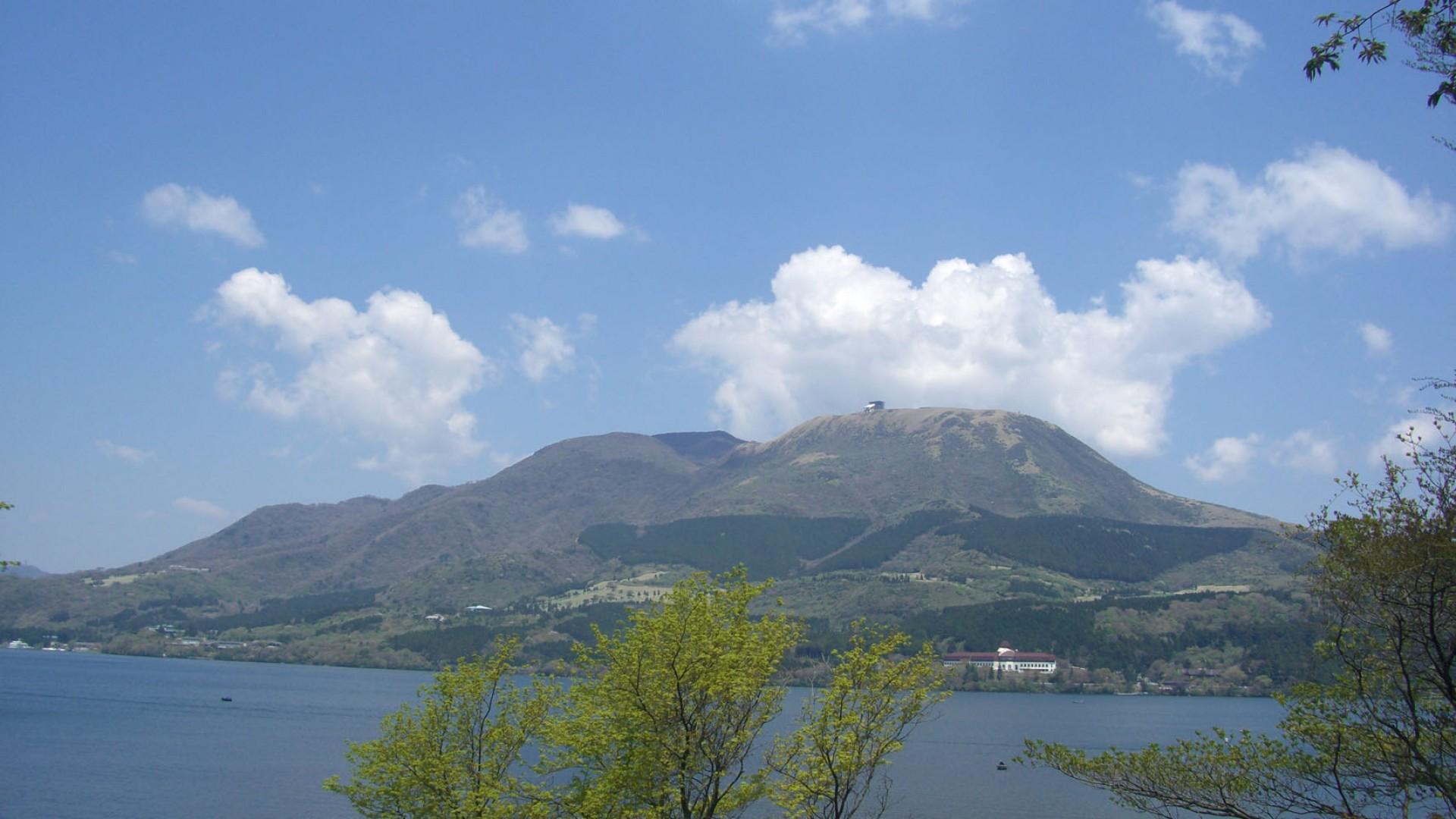 Đỉnh núi Mount Komagatake