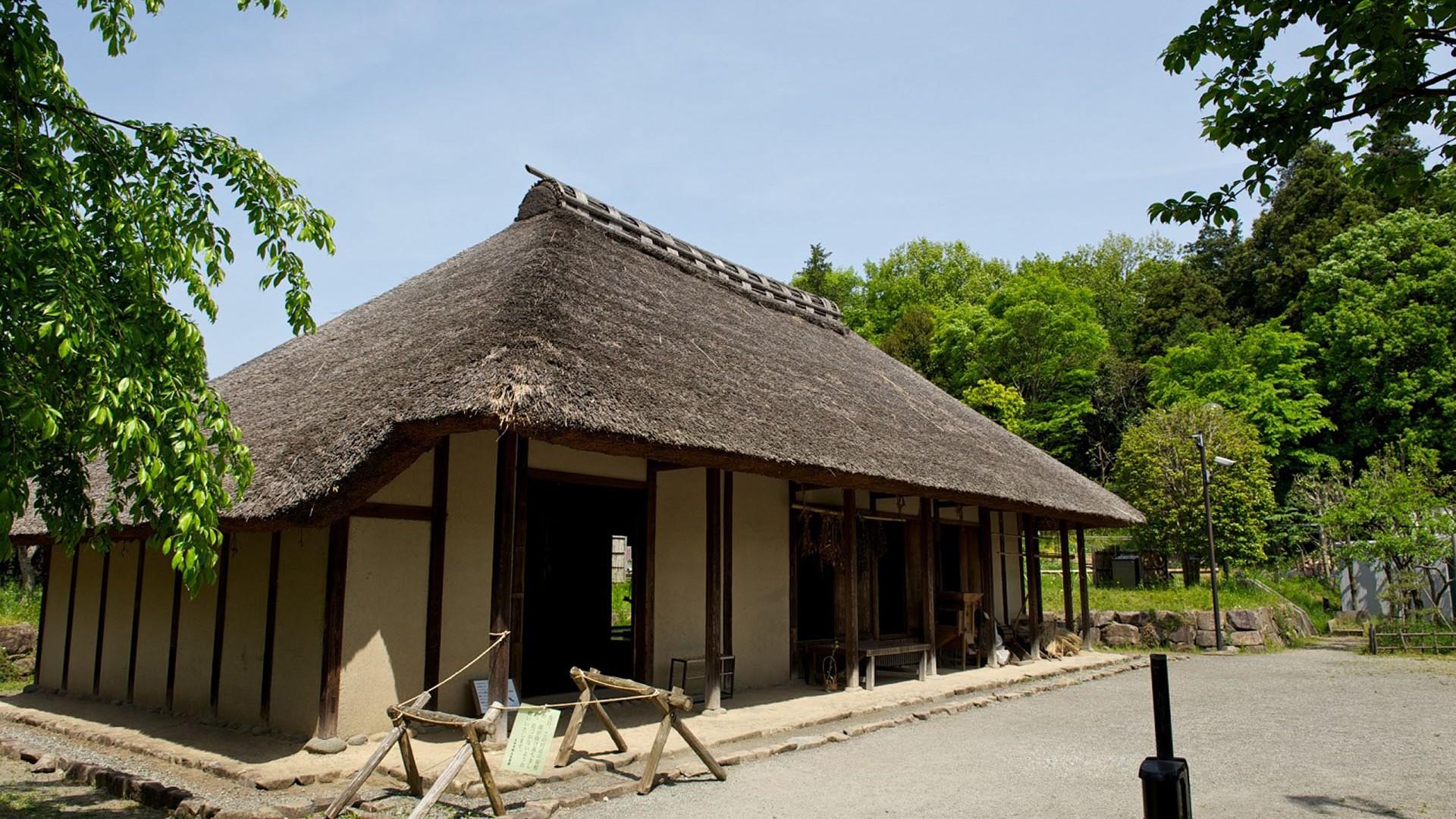 Bảo tàng Nhà ở dân gian Kyodo Minkaen