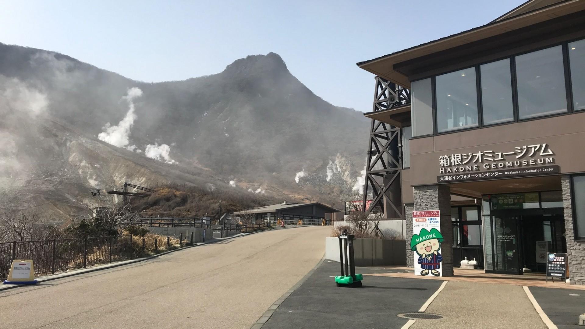 Hakone Geomuseum