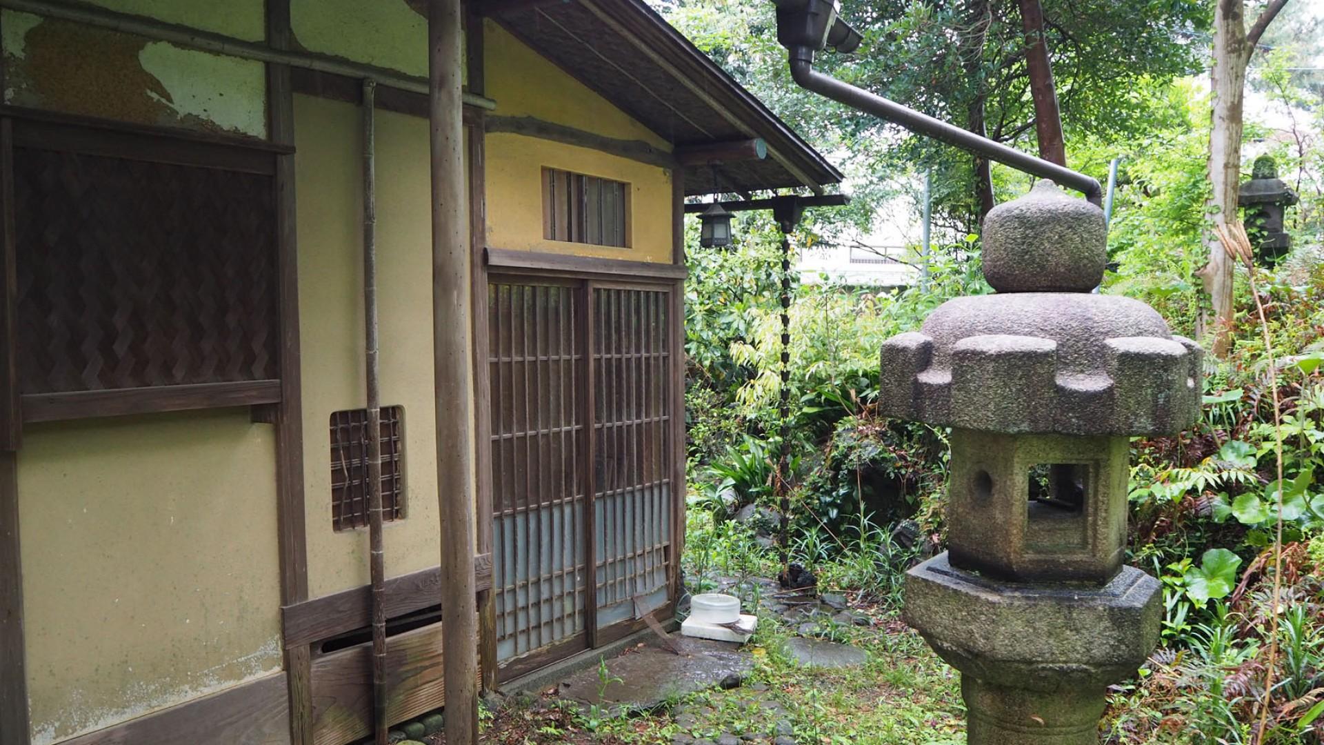 Dinh thự trước đây của Gokichi Matsumoto, Trà thất Ukou