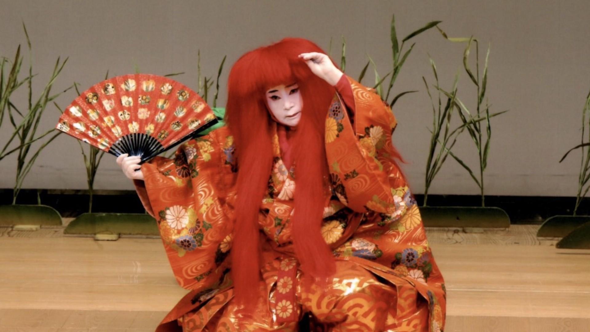 การแสดงนิฮงบุโยว (นาฏศิลป์ญี่ปุ่น)