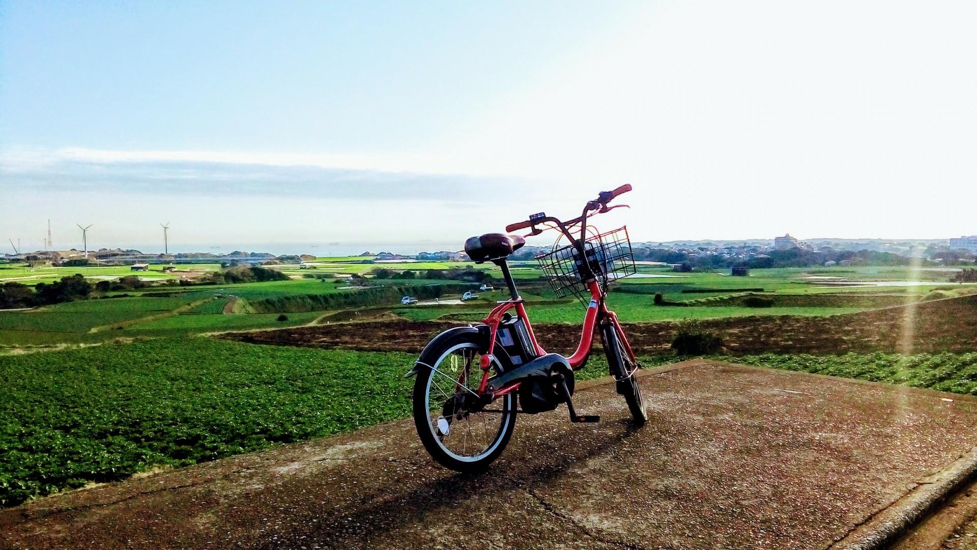 城之岛自行车旅行(三浦出租自行车)