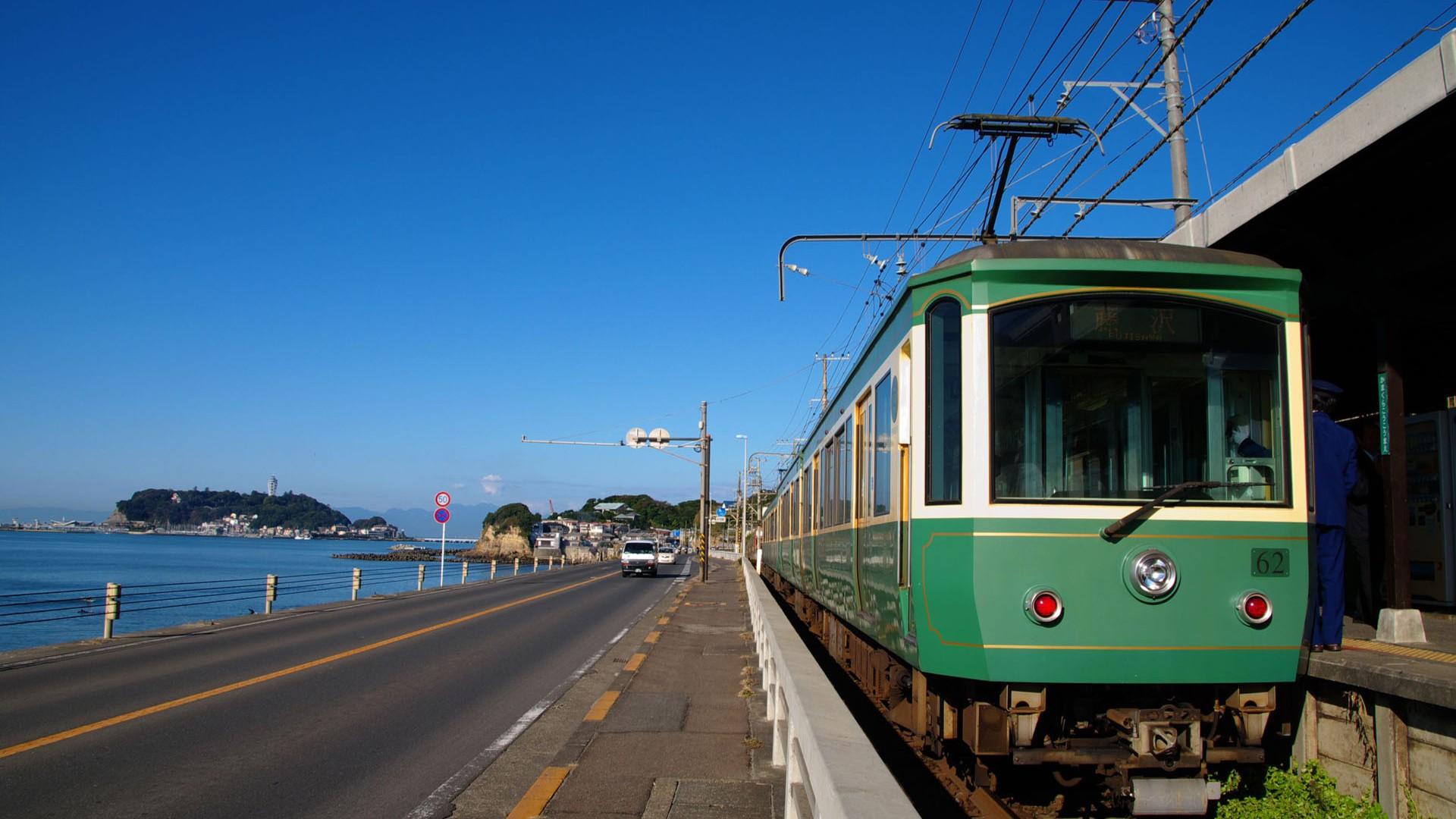 Ligne de chemin de fer électrique d'Enoshima