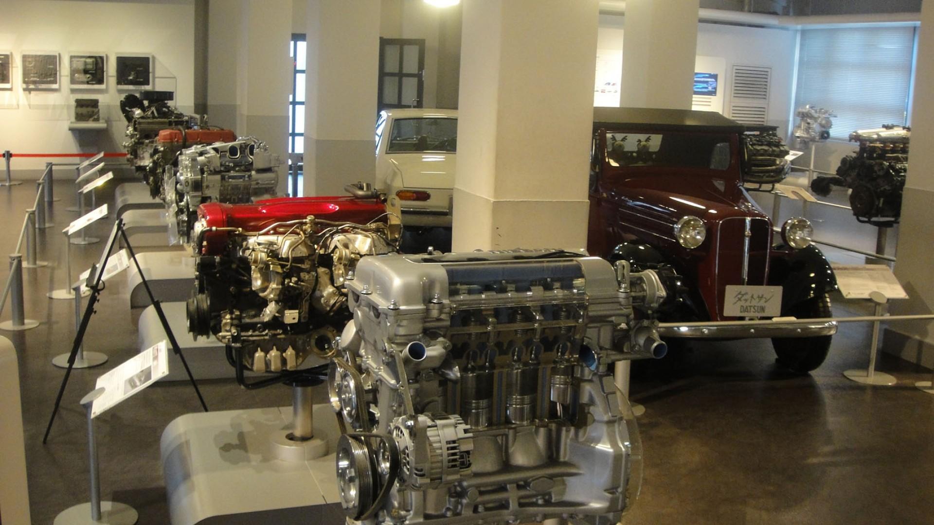 Nissan Engine Museum