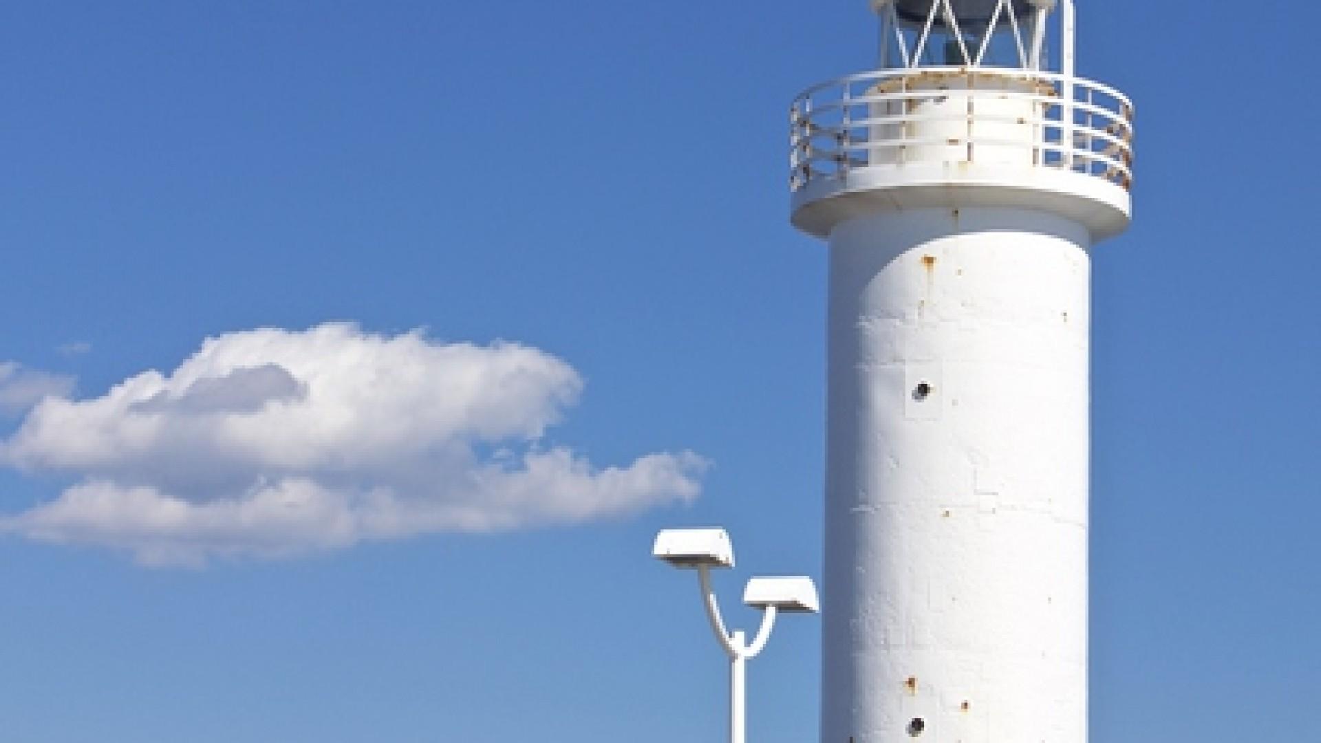 Shonan Port Lighthouse