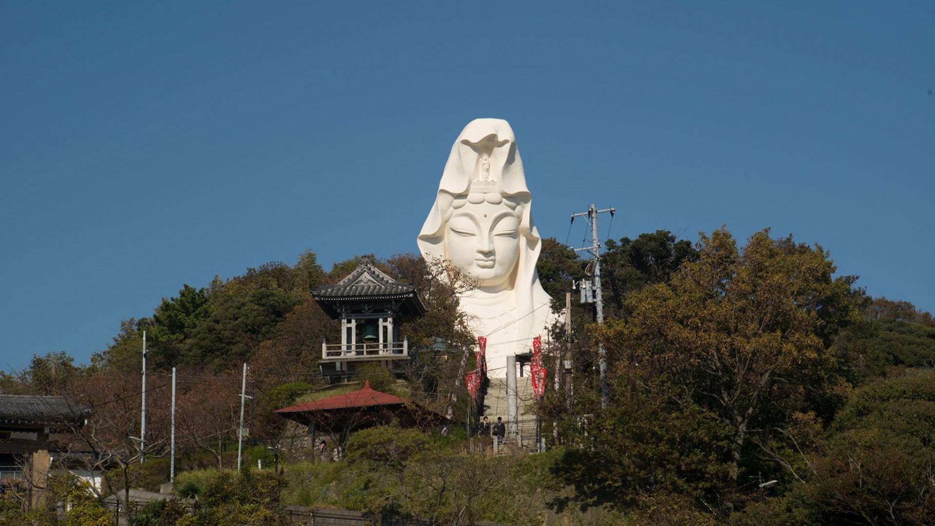 Ōfuna Kannon Tempel