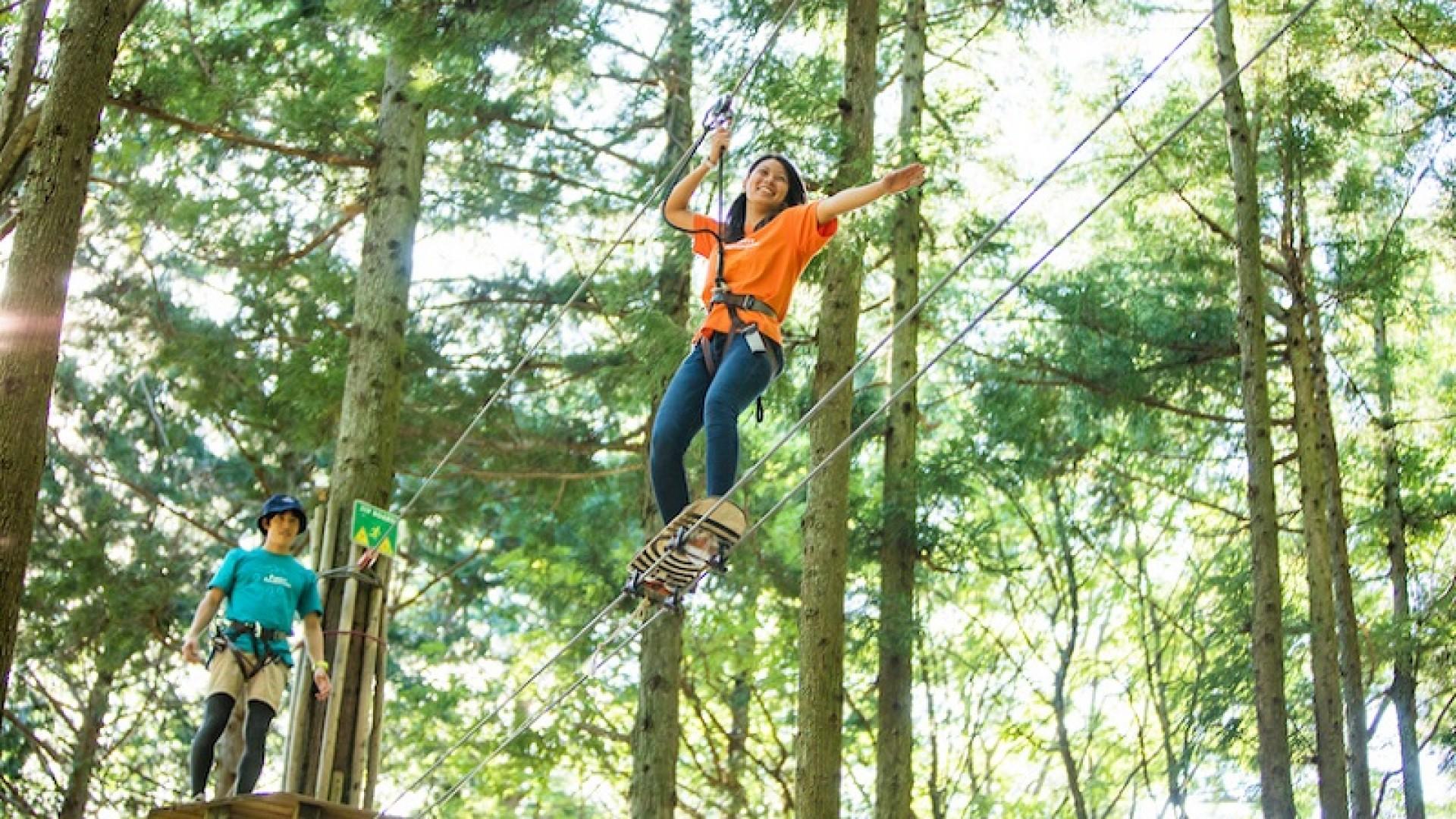 Forest Adventure Hakone