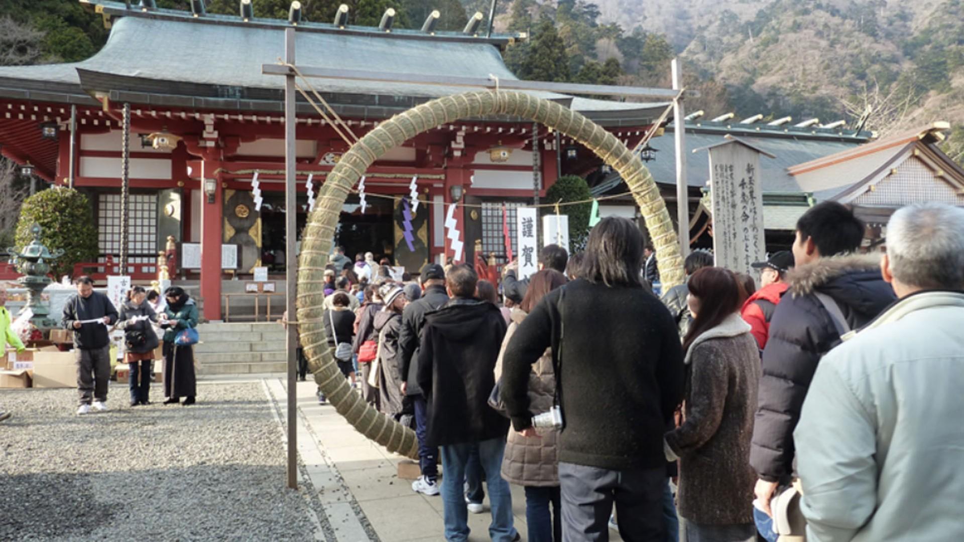 Chứng nhận di sản Nhật Bản (Chuyến thăm đền Oyama)