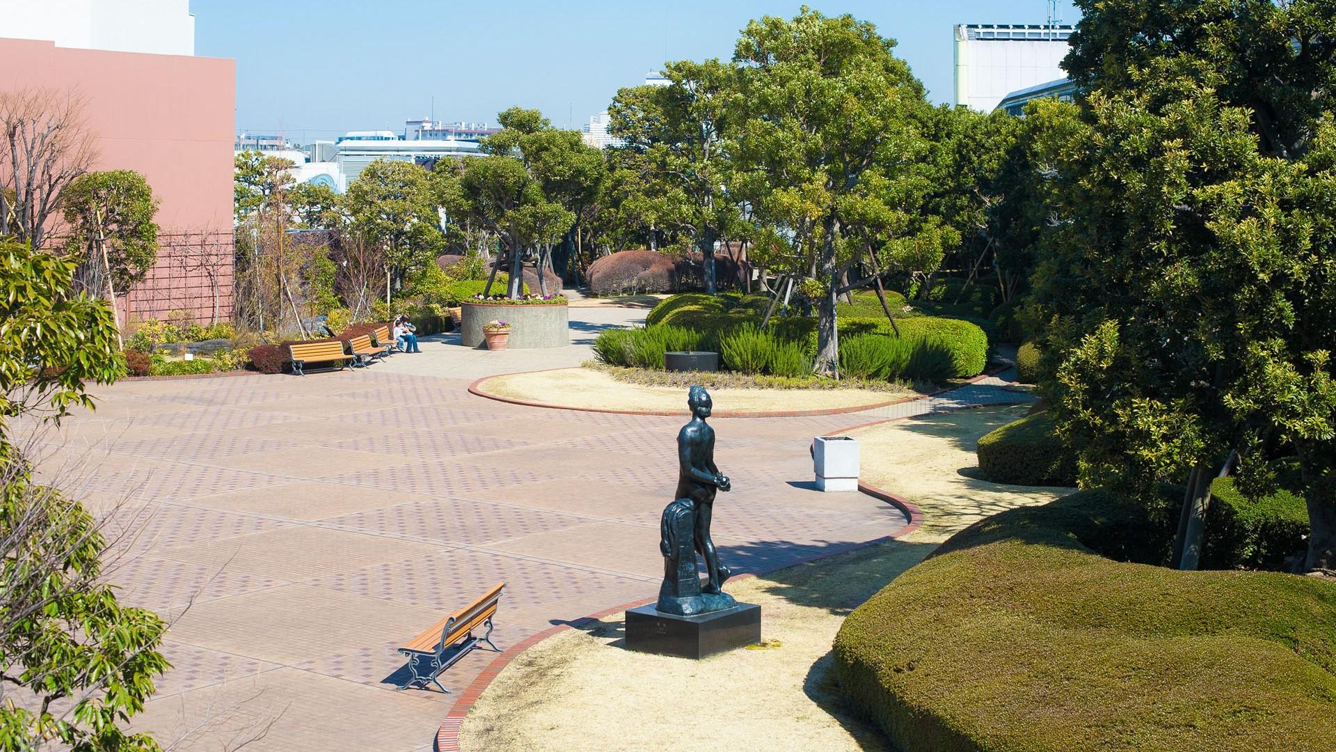 Joinus森林雕塑公园