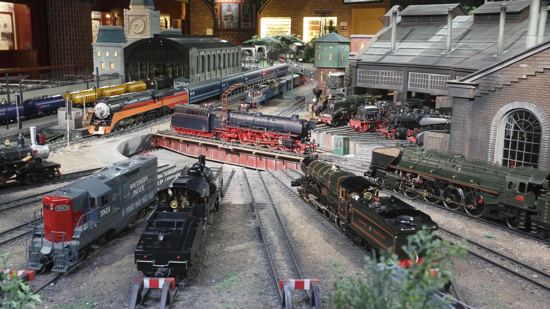 Musée du chemin de fer miniature Hara