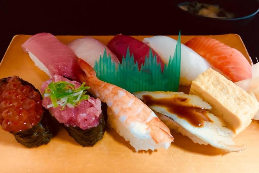Uogashi-Hamakura (marché aux poissons de Yokosuka) - 1