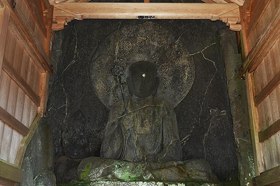 Statues de Rokudo Jizo