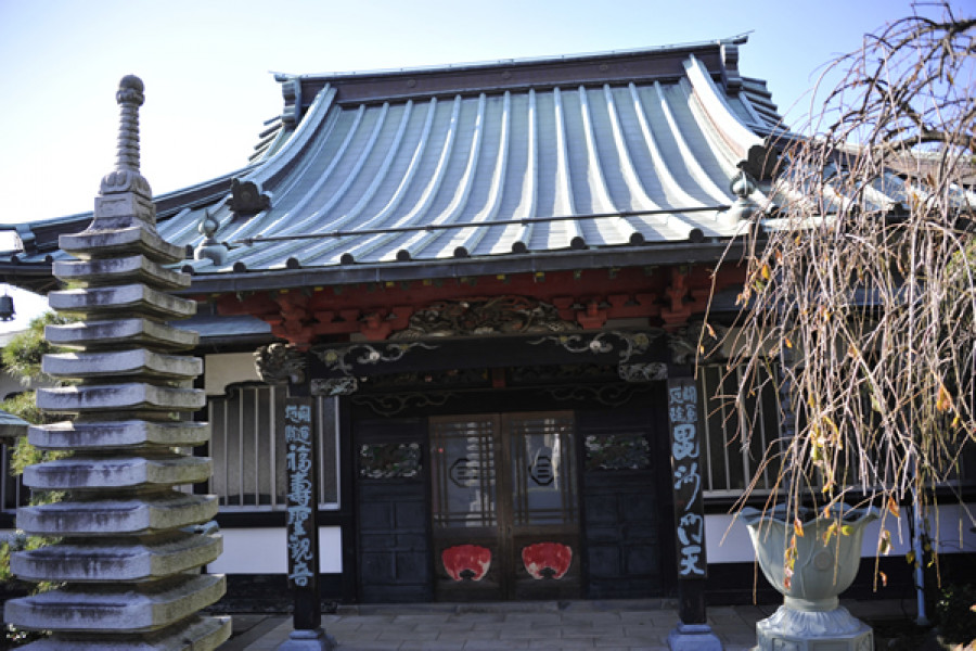 Shinjou-in Temple