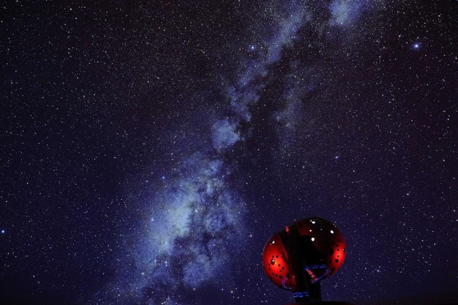พิพิธภัณฑ์วิทยาศาสตร์คาวาสะกิ (ท้องฟ้าจำลอง) - 2