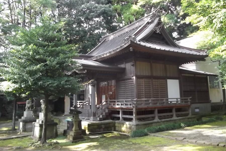 居神神社 - 2