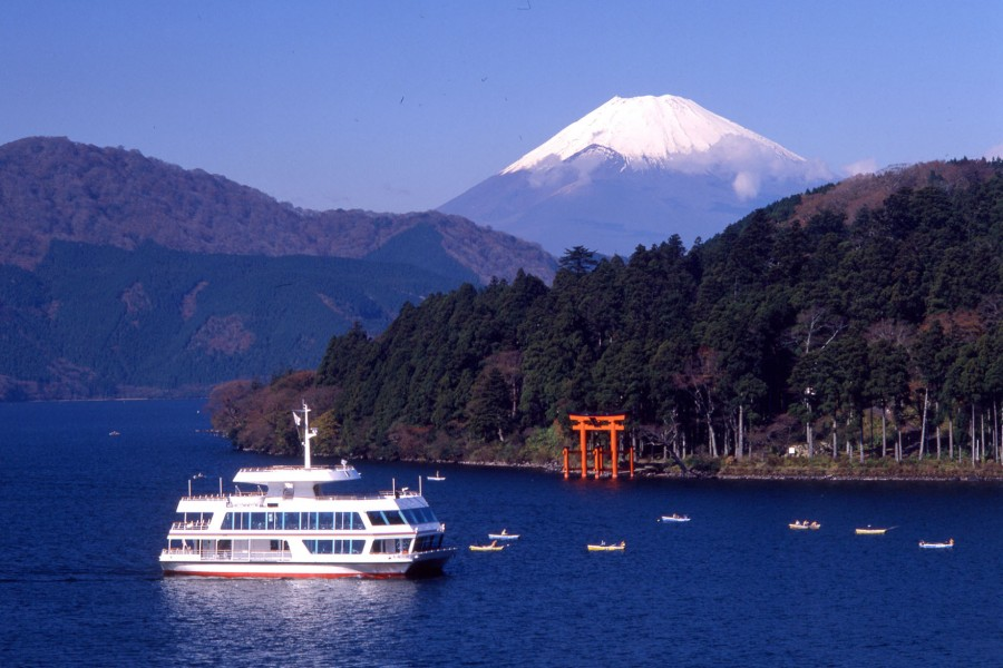 Lake Ashi Leisure Cruise - 1