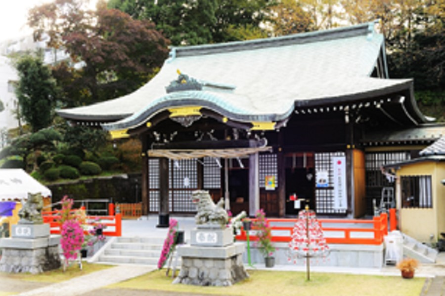 Shirahata Hachiman Daijin Shrine