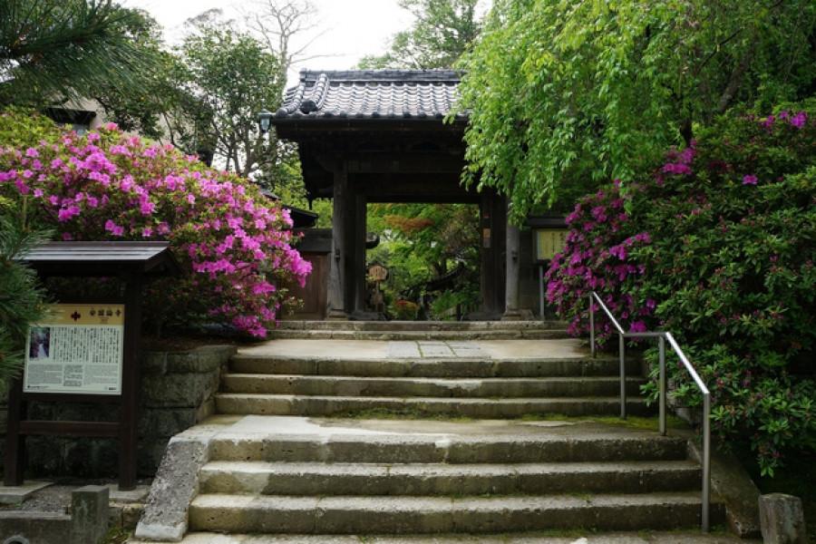 Ankokuron-ji Tempel