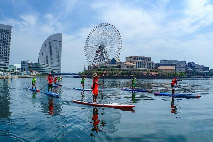 Câu lạc bộ Yokohama SUP - 3