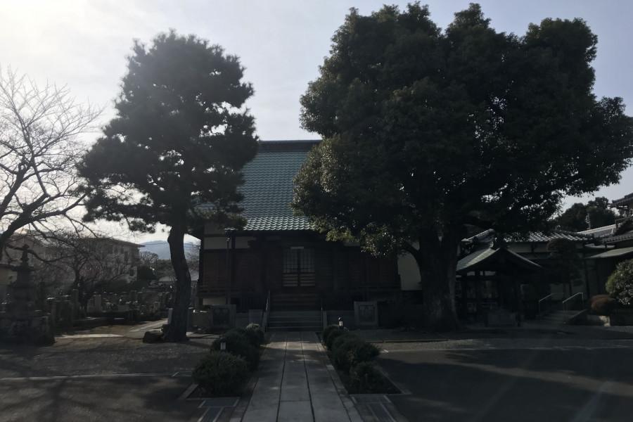 大蓮寺(小田原八福神/福祿壽) - 1