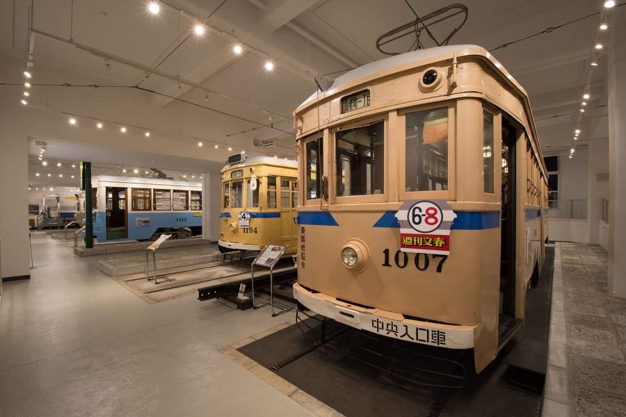 Tram Museum Yokohama - 2