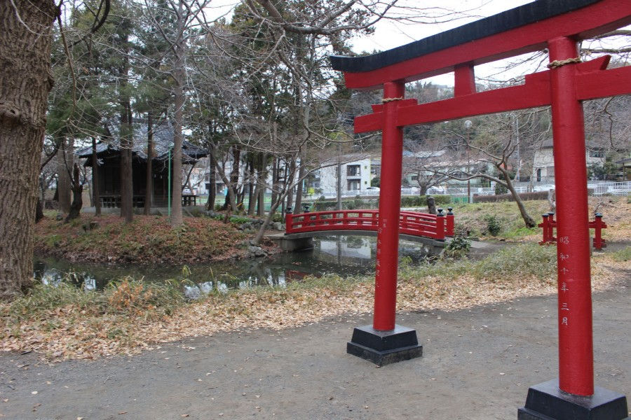 Kashiwayama-inari Shrine / Itsukushima Shrine  - 1