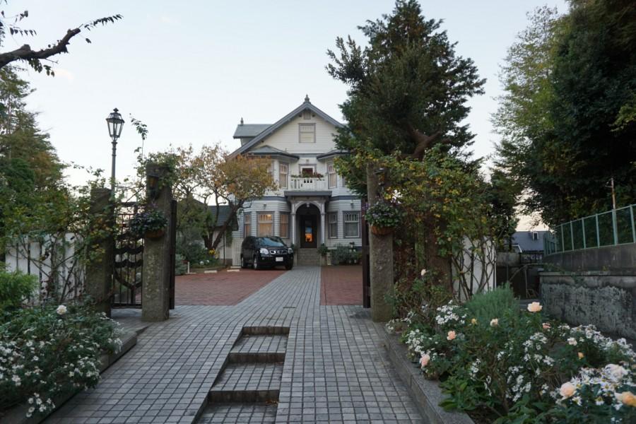 Oiso-geihinkan (Ehemaliger Wohnsitz der Familie Kinoshita) - 2