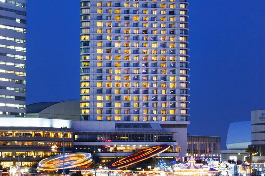 L'hôtel Yokohama Bay Tokyu