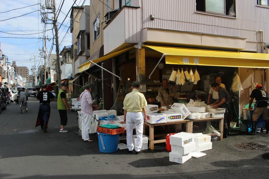 ถนนตลาดปลานะมะมุงิ - 1