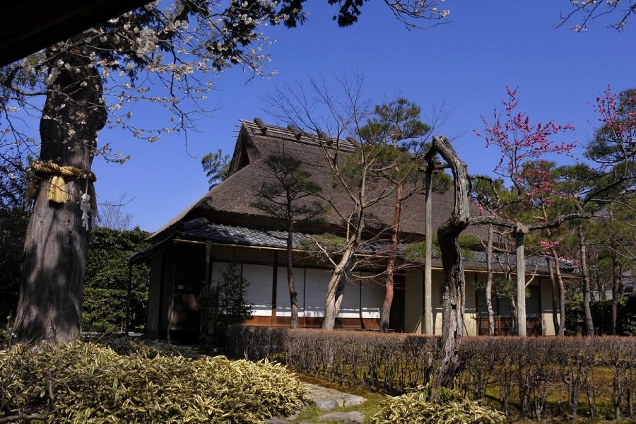 Di sản văn hóa Quốc gia Ichijo Ekan Sanso - 1