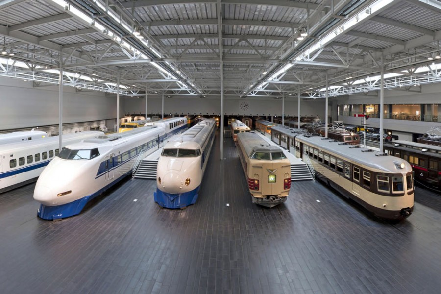 SCMAGLEV and Railway Park - 1