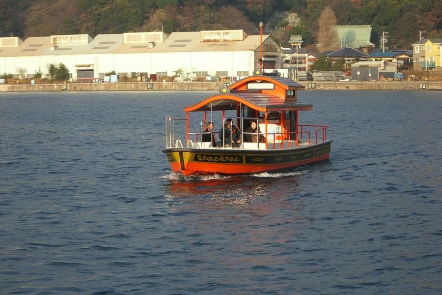 浦贺摆渡船 - 1