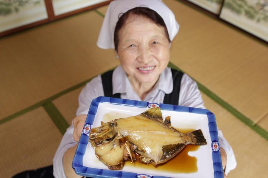 Fishermen's dish (Minshuku Hara (inn)) - 3