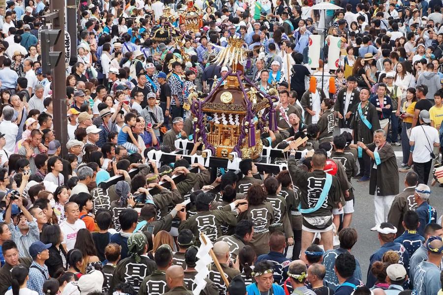 Festival d'été Kamimizo - 2
