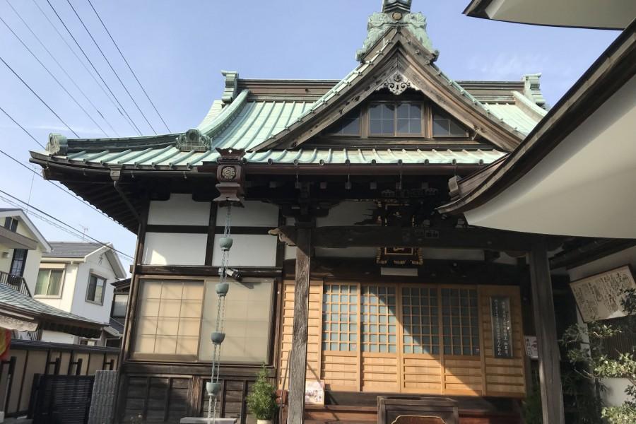 Temple Enpukuji (Odawara Hachifukujin / Mizukake Hotei-son) - 1