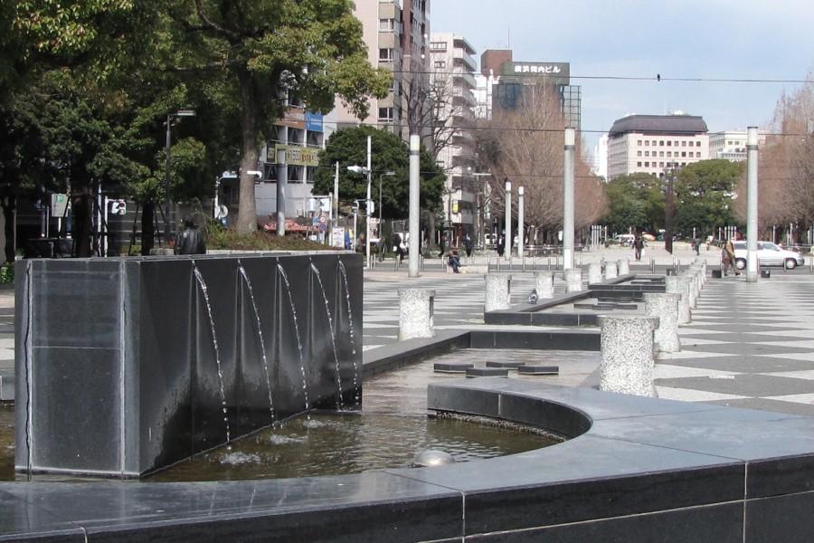 Công viên Odori - 1