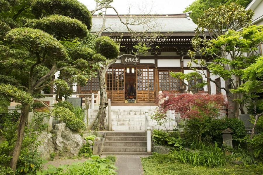 Le temple Tokozenji - 1