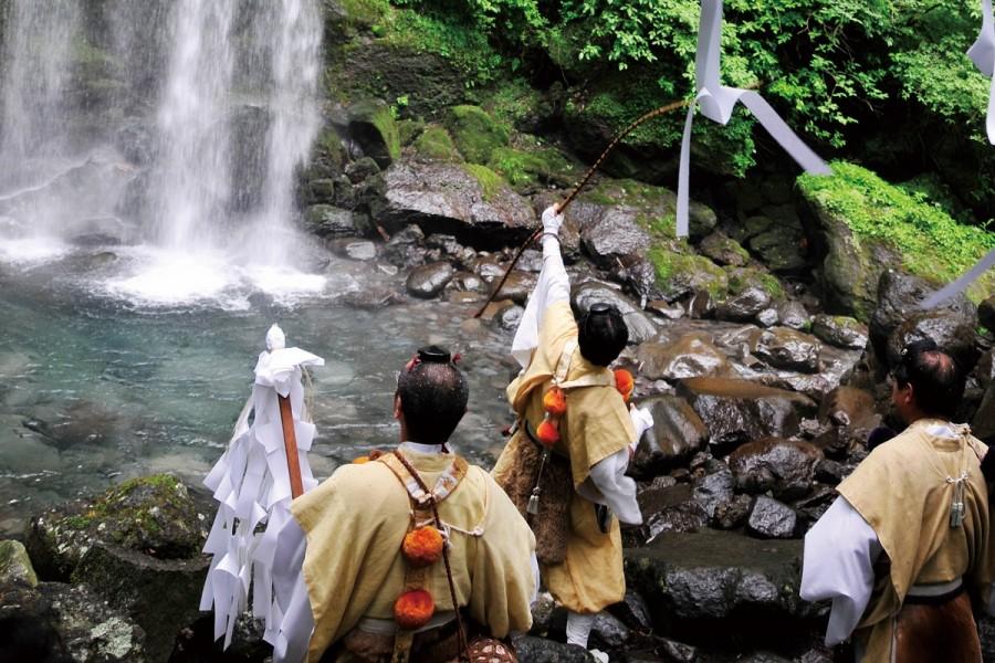 Yuhino Wasserfälle - 1