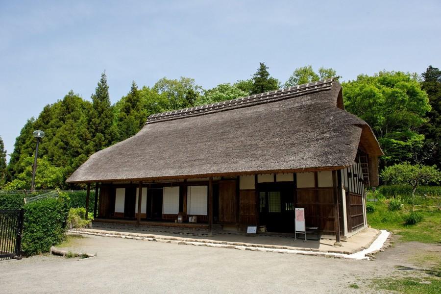 향토 민가원(야마토 이즈미노모리 공원 소재) - 2